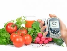 Diete pentru diabetici: modele si meniuri