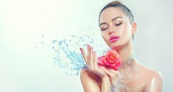 Trandafirul: sanatate, frumusete si relaxare