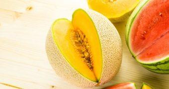 Rosu sau galben, pepenele reduce surplusul de sodiu