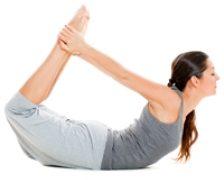 Stretching-ul reduce durerile de spate si migrenele