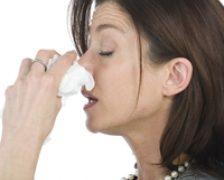 Depistati si tratati corespunzator rinita alergica!
