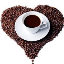 cafeaua slabeste inima)