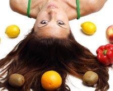 Dieta sanatoasa si hidratarea, solutii impotriva caderii parului