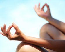 Yoga degetelor pentru trup si suflet