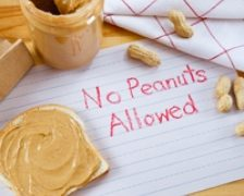 Alergia la arahide: atentie ce produse consumati!