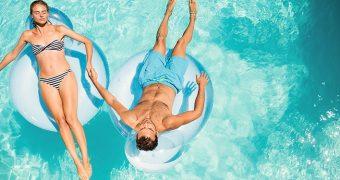 Pericolele ascunse in apa din piscine