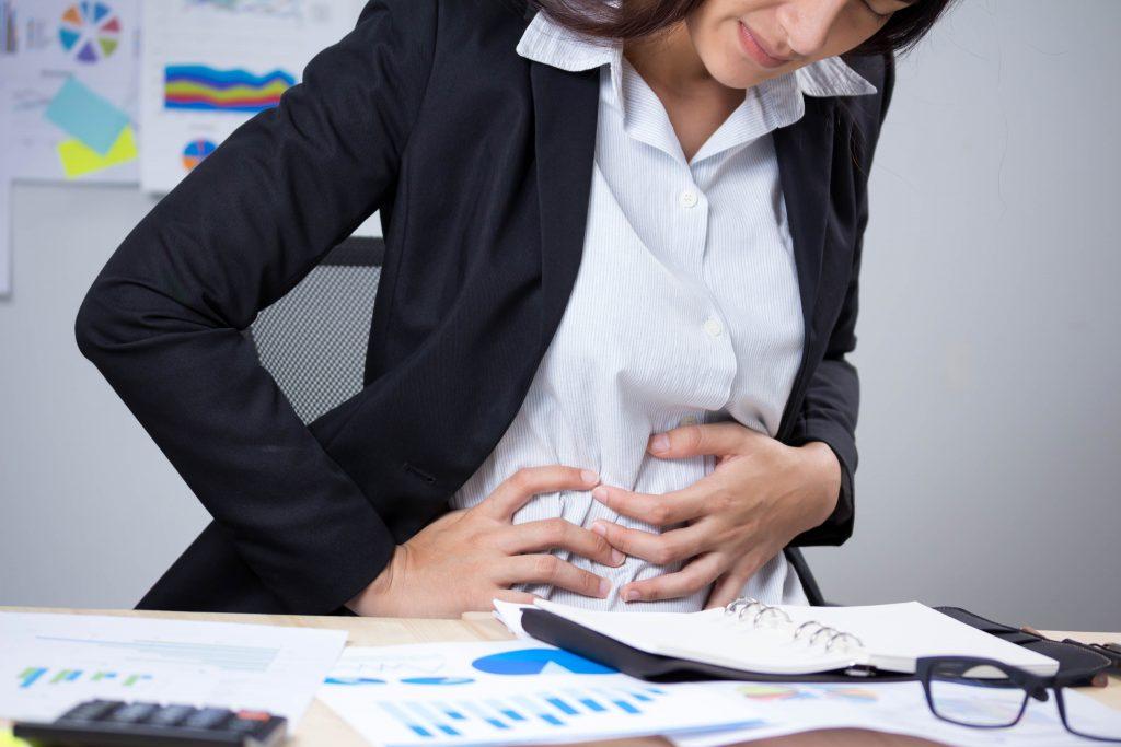 Stresul si durerile de stomac