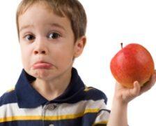 Copiii ar putea avea un IQ mai mare daca mananca sanatos