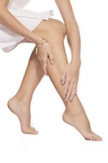 umflarea gambei