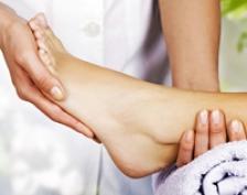 Reflexoterapia, masajul care face minuni
