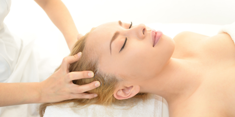 masaj scalp