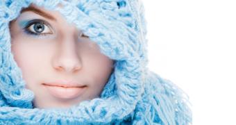 Si ochii trebuie protejati iarna