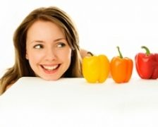 Optimismul si energia se obtin printr-un consum zilnic de fructe si legume