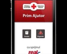 Crucea Rosie a lansat o aplicatie de prim ajutor pentru iPhone