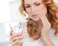 Una din opt persoane sufera de sensibilitate dentara