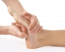 Reflexoterapia, eficienta in ameliorarea durerilor