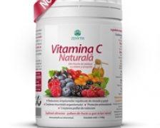Vitamina C Naturala din fructe de padure, miere si propolis