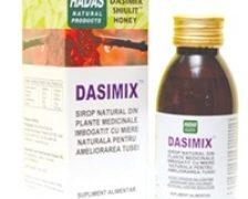 Dasimix, sirop natural de tuse, cu miere