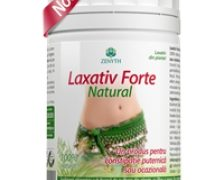 Laxativ Forte Natural, indicat in constipatie