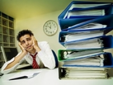 Un job stresant – risc de colesterol marit si boli cardiovasculare