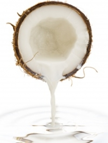 Lichidul din nuca de cocos