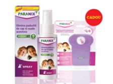 Paranix spray, eficient impotriva paduchilor