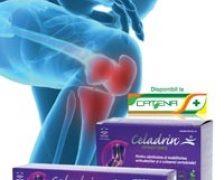 Gama Celadrin: sanatatea si mobilitatea articulatiilor si coloanei vertebrale
