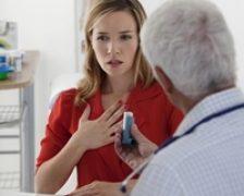 Molecula care ar putea trata astmul alergic
