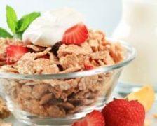 Consumul de cereale cu lapte creste speranta de viata dupa preinfarct
