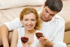 Vinul rosu, benefic in sanatatea orala