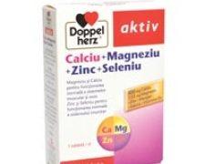 Calciu+Magneziu+Zinc+Seleniu combate starile de oboseala si stres