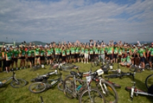 Catena Racing Team, la startul competitiei Rocket Bike Fest