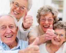 Creierul seniorilor activi functioneaza mai bine decat cel al seniorilor inactivi