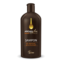 Argan Plus sampon si masca de par