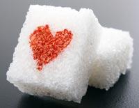Zaharul, factor de risc in declansarea bolilor de inima?
