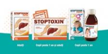 Stop toxinelor din organism cu gama STOPTOXIN!