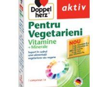 Pentru vegetarieni Vitamine+Minerale, de la Doppelherz aktiv