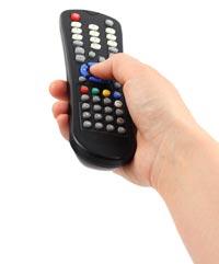 Cum faceti din privitul la TV o activitate sanatoasa