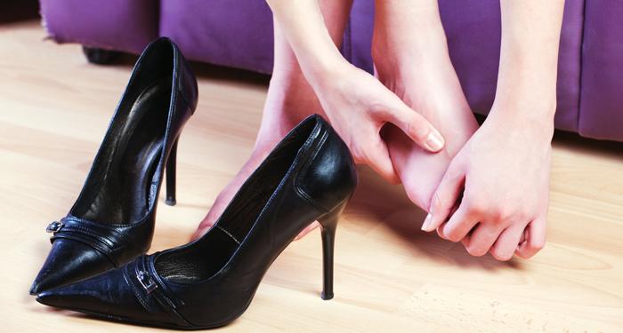 Pantofii si diabetul: cum alegeti pantofii daca aveti diabet?
