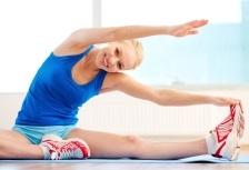 Exercitiile fizice cand suntem bolnavi. O miscare buna?