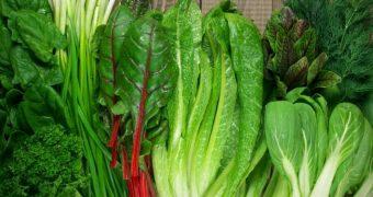 Primavara, verdele va mentine sanatos: superalimente