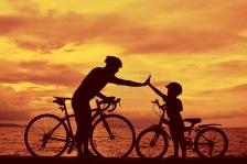 Mersul pe bicicleta: beneficii si riscuri