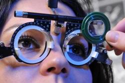 decupat secundara astigmatism
