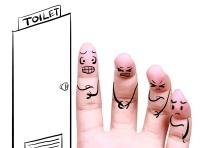decupat secundara - vezica urinara
