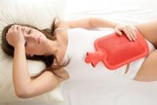 Cum putem ameliora crampele din timpul menstruatiei
