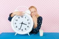 decupat secundara - menopauza si insomnia