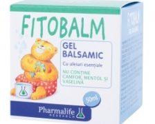 Fitobalm gel balsamic, calmant natural pentru copii si bebelusi