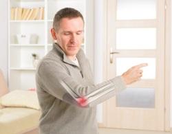 decupat secundara artrita septica