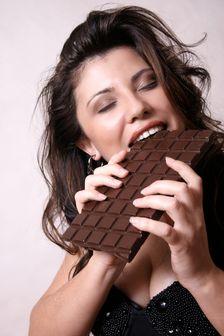 secundara paragraf mancati ciocolata neagra
