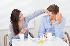 Estrogenul le protejeaza pe femei de gripa
